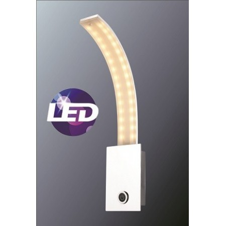 Aplique de pared LED. 3 intensidades.  MUÑOZ E HIJOS