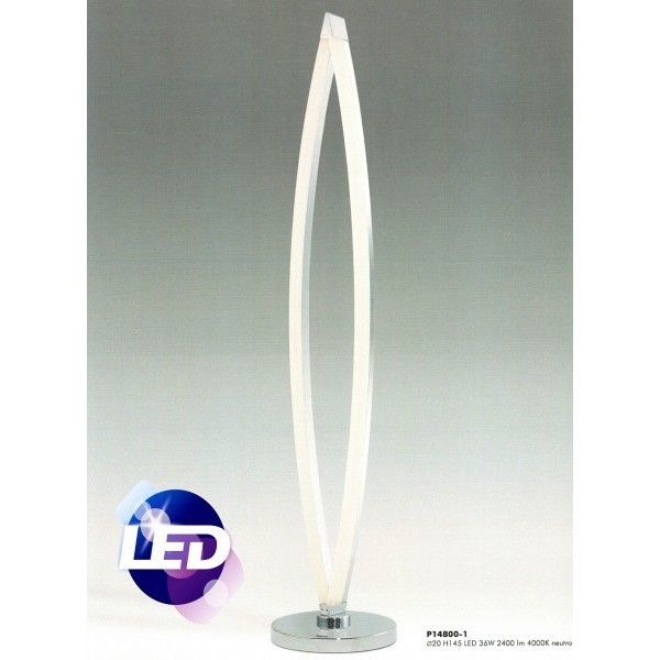 Santelices lampara de pie elegance. iluminacion santelices