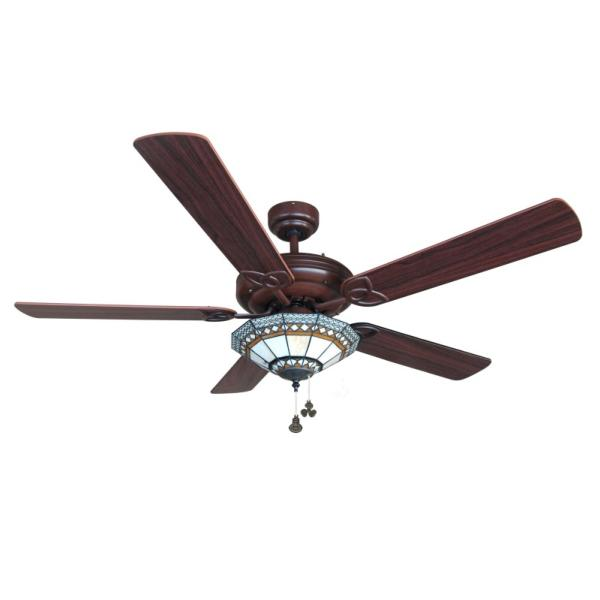 Ventilador Tiffany Dallas Sulion 132cm
