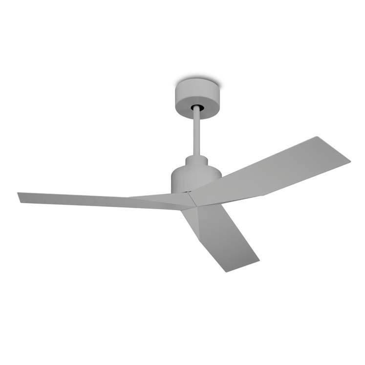Ventilador de techo lace leds c4 s per silencioso - Ventilador techo silencioso ...