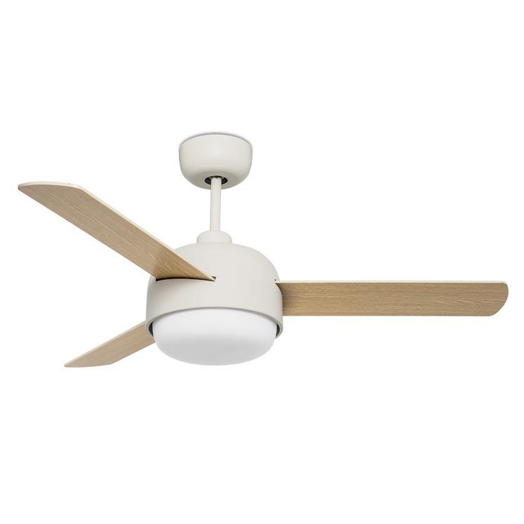 Leds c4 ventilador de techo klar ventiladores sunaca - Ventilador de techo vintage ...