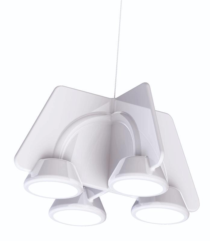 LightingLámpara Colgante Colgante LED Twin Mimax yNPvm8wnO0