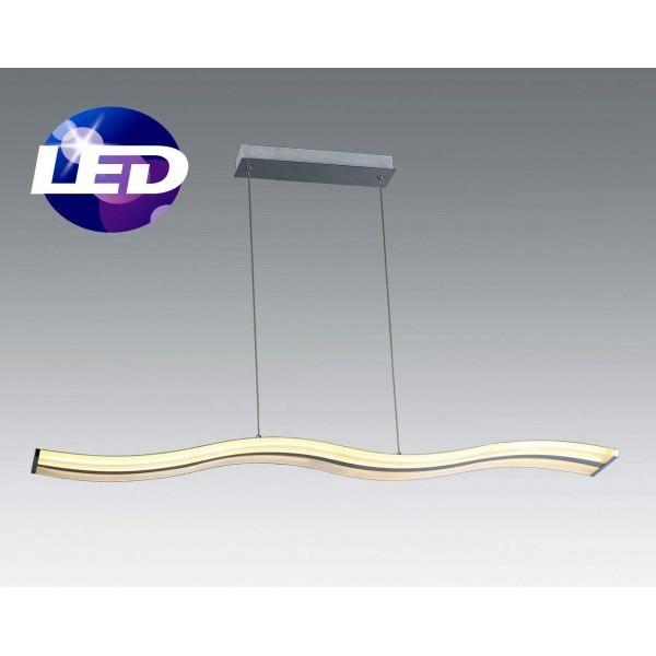 Lampara dune de dise os santelices lampara led c14100 1 - Lamparas de techo diseno moderno ...