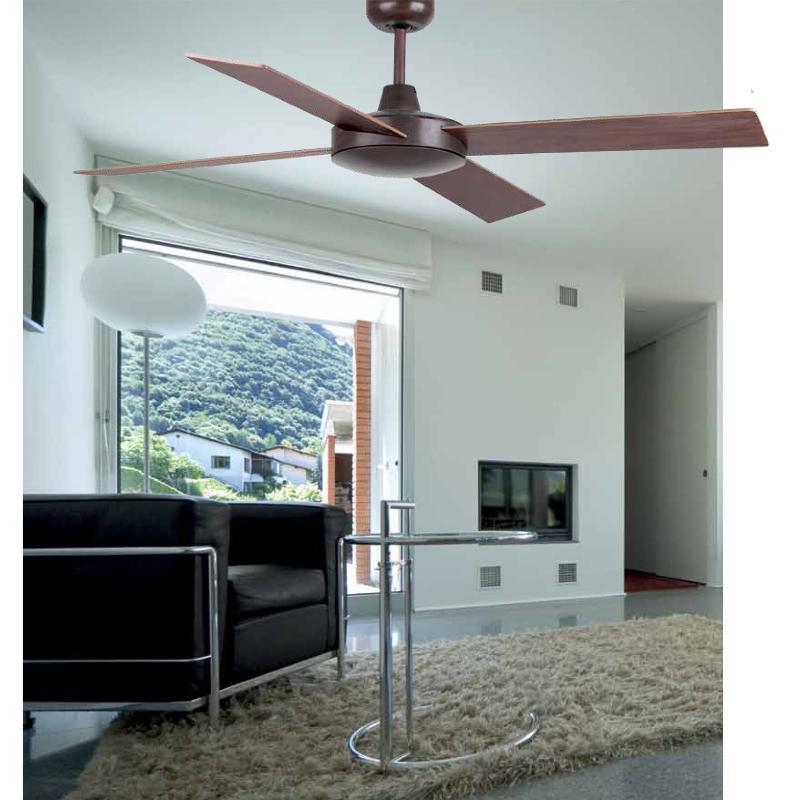 Ventilador mallorca faro ventiladores de techo sin luz - Ventiladores con luz ...