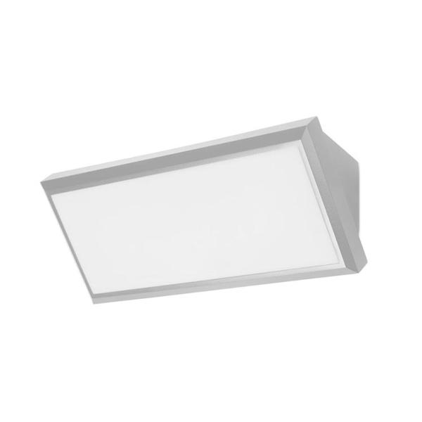 Aplique exterior Samper Forlight - Gris luz LED
