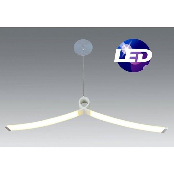 lamparas de techo modernas led