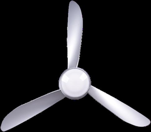 Ventilador impala gris sulion ventiladores motor dc - Motores de ventiladores de techo ...