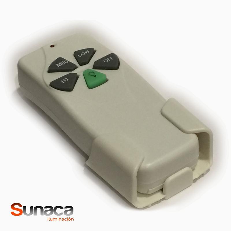 Faro ovni ventilador de techo blanco ventilador faro 33135 - Ventilador de techo mando a distancia ...