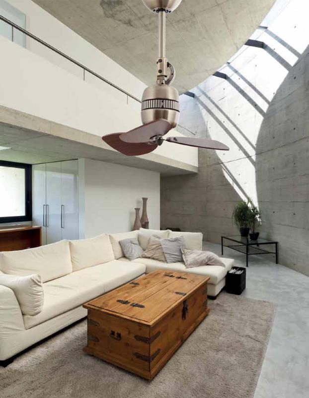 Faro ventilador de techo sin luz ibiza ventiladores sunaca - Ventiladores de techo diseno ...