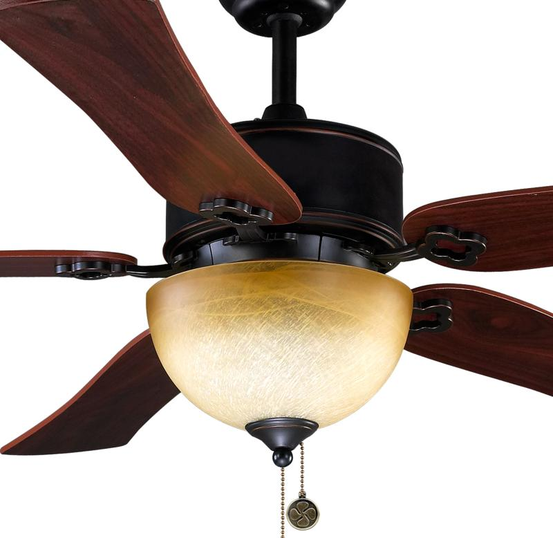 Fabrilamp ventilador de techo rustico draco ventiladores - Ventiladores de techo rusticos ...