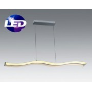Lampara de techo DUNE LED. SANTELICES