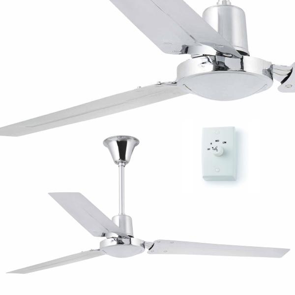 Ventilador de techo indus faro ventiladores sunaca faro - Ventiladores de techo sin luz ...